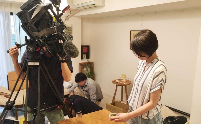 NHK「おはよう日本・まちかど情報室」で放映されました